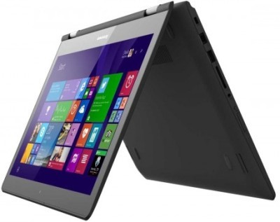 Lenovo Yoga 500 (Intel 2-in-1 Laptop) (Core i5 5th Gen/ 4GB/ 500GB/ Win8.1/ Touch) (80N40041IN)