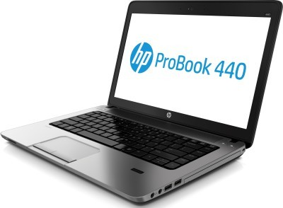 HP Probook G2 Series 440G2 Core i3 - (4 GB DDR3/500 GB HDD) Notebook