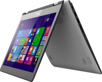 Lenovo Yoga 500 (Intel 2-in-1 Laptop) (Core i5 5th Gen/ 4GB/ 500GB/ Win8.1/ Touch) (80N4003VIN)