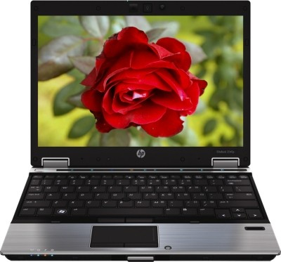 HP Elite Book 2540P Laptop (1st Gen Ci5/ 4GB/ 80GB SSD/ Win7 Prof)