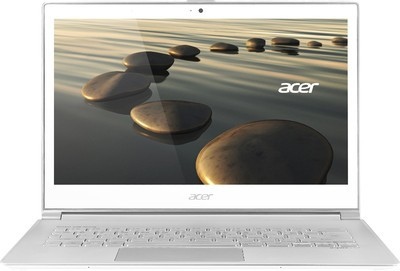 Acer Aspire S7-392 Ultrabook (4th Gen Ci5/ 4GB/ 256GB SSD/ Win8/ Touch) (NX.MBKSI.005)