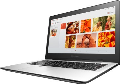 Lenovo U41-70 Core i3 - (4 GB DDR3/1 TB HDD/Windows 8) Notebook