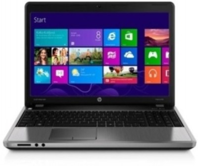 HP 6570B Probook D0M83PA Intel Core i5 - (4 GB DDR3/500 GB HDD/Windows 8 Pro)