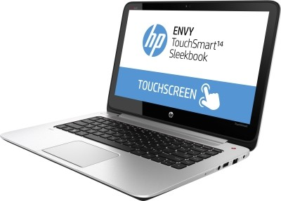 HP Envy Touchsmart 14-k012TX Laptop (4th Gen Ci5/ 4GB/ 1TB/ Win8/ 2GB Graph/ Touch)