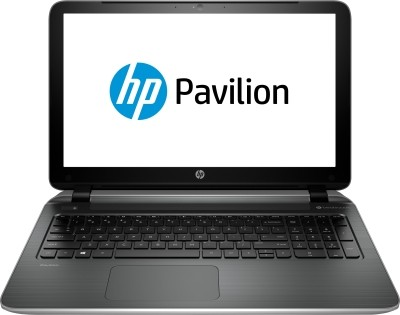HP Pavilion 15-p201tu Notebook (5th Gen Ci3/ 4GB/ 1TB/ Win8.1) (K8U11PA)