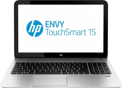 HP Envy TouchSmart 15-J001TX Laptop (4th Gen Ci7/ 8GB/ 1TB/ Win8/ 2GB Graph/ Touch)