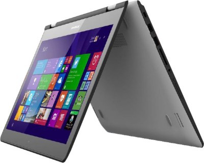Lenovo Yoga 500 (Intel 2-in-1 Laptop) (Core i7 5th Gen/ 8GB/ 1TB/ Win8.1/ Touch) (80N40046IN)