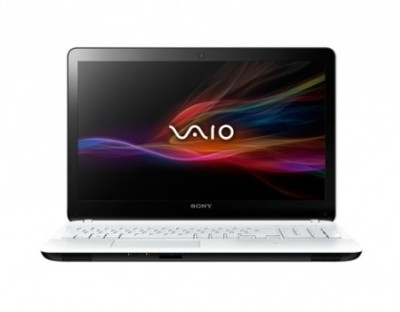 Sony VAIO Fit 15E SVF15213SNW Laptop (3rd Gen Ci3/ 4GB/ 500GB/ Win8/ 1GB Graph)