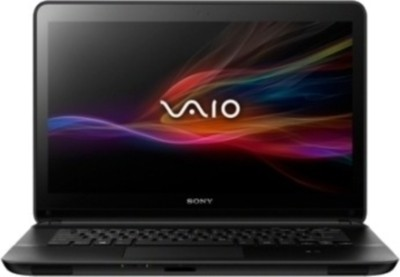 Sony VAIO Fit 14E F14216SN/B Laptop (3rd Gen Ci3/ 2GB/ 500GB/ Win8/ Touch)