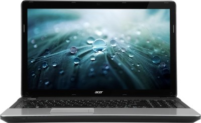 Acer Aspire E1-571G-BT Laptop (3rd Gen Ci5/ 4GB/ 500GB/ Linux/ 1GB Graph) (NX.M0DSI.010)
