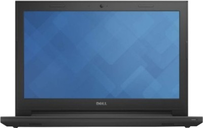 Dell Inspiron 14 3442 Notebook (4th Gen Ci3/ 4GB/ 500GB/ Win8.1/ 2GB Graph)