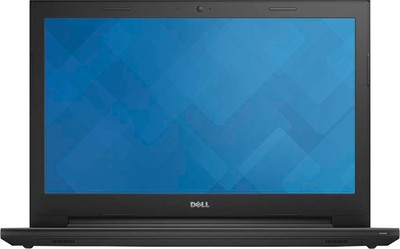 Dell Inspiron 3541 Notebook (APU Quad Core A6/ 4GB/ 500GB/ Ubuntu/ 2GB Graph)