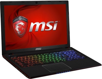 MSI GE60 2PF Apache Pro (622IN) Notebook (4th Gen Ci7/ 8GB/ 1TB/ Win8.1/ 2GB Graph) (GE60 2 PF)
