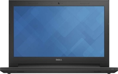 Dell Inspiron 3443 (Notebook) (Core i7 5th Gen/ 4GB/ 500GB/ Win8.1/ 2GB Graph) (3443745002B)