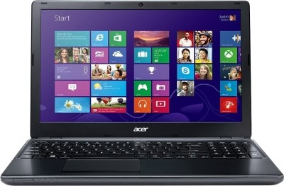 Acer Aspire E E1-522 APU Quad Core A4 - (2 GB DDR3/500 GB HDD/Windows 8/512 MB Graphics) Notebook