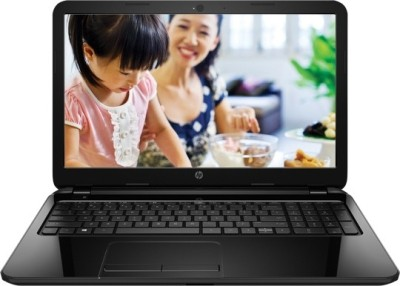 HP 15-r248TU Notebook (Pentium Quad Core/ 2GB/ 500GB/ Win8.1) (L2Z65PA)
