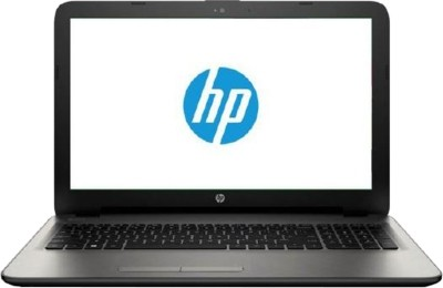 HP 15-af008AX APU Quad Core A8 - (4 GB DDR3/1 TB HDD/Free DOS/2 GB Graphics) Notebook