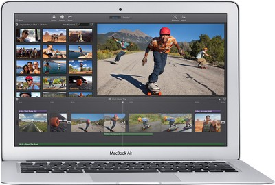 Apple MD760HN/B MacBook Air (Ci5/ 4GB/ 128GB Flash/ Mac OS X Mavericks)