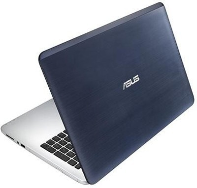 Asus K555LD K Series XX645D Intel Core i7 - (8 GB DDR3/1 TB HDD/Free DOS/2 GB Graphics) Notebook
