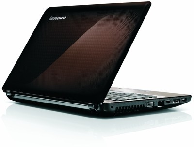 Lenovo Ideapad Z370 (59-313716) Laptop (2nd Gen Ci3/ 2GB/ 750GB/ Win7 HB)
