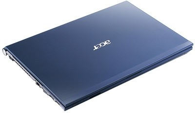 Acer TimelineX 5830T Laptop 2nd Gen Core i3/2GB/500GB/Win7 HB/128MB Graphics (LX.RHM01.007)