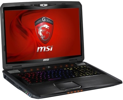 MSI GT780R Laptop (2nd Gen Ci7/ 4GB/ 1TB/ Win7 HP/ 1.5GB Graph)