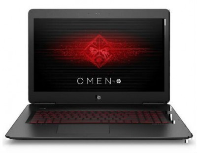HP Omen 17-w250TX Win10-Core i7 7th Gen-16GB RAM-1TB HDD-256GB SSD-8GB Graphic