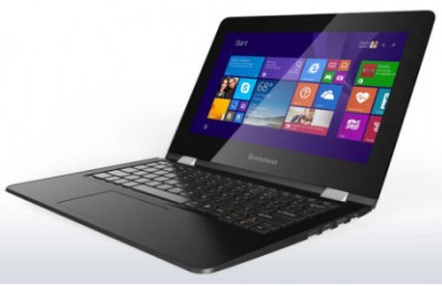 Lenovo Ideapad Yoga 300 (80M100FKIN) Win10-4GB RAM-500GB HDD-Pentium Quad Core