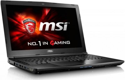 MSI G Series GL62M (Windows 10-8 GB-1TB HDD- Core i7 7th Gen-2GB Graphics)