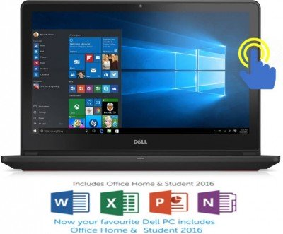 Dell 7548 Notebook  (Windows10-8GB-1TB HDD-Core i5 5th Gen-4GB Graphics)