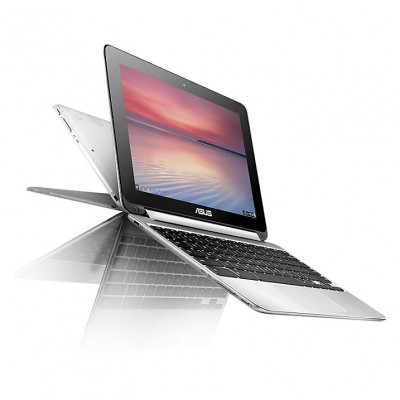 ASUS Chromebook Flip (C100PA-FS0001) Chrome OS-4GB RAM-16GB eMMC-ARM Cortex A72 dual core