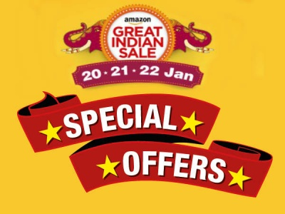 Amazon Great Indian Sale 2nd day offers: Apple iPhone 7, OnePlus 3T