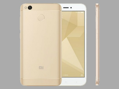 Xiaomi Redmi 4X with 4100mAh battery launched starting at Rs. 7,000