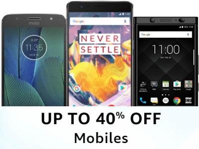 Amazon's Great Indian Diwali Festival Sale huge discounts on phones