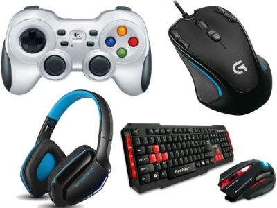 Heavy discounts on gaming accessories this month