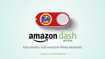 Amazon Dash Button Has Made Shopping Easier!