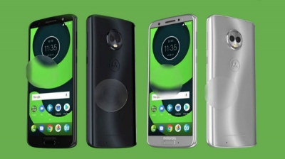 Moto G6, G6 Plus and G6 Play to sport 18:9 aspect ratio display