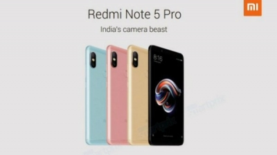 Redmi Note 5 Pro is a performance beast, reveals AnTuTu benchmark