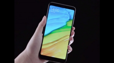 Xiaomi Redmi Note 5 with full-screen design launched at Rs. 9,999 onwards