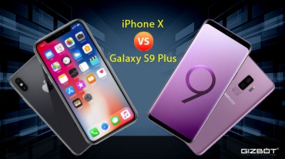 Samsung Galaxy S9+ vs Apple iPhone X: The Superbowl of smartphones