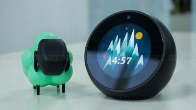 Amazon Echo Spot First Impressions