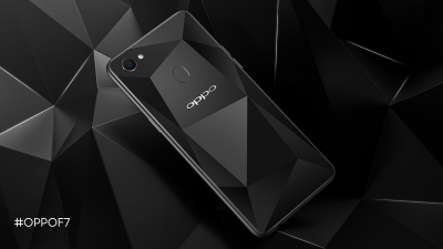 Oppo F7 Diamond Black Special Edition launched; Price and specs