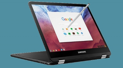 Samsung discreetly launches an upgraded Chromebook Pro