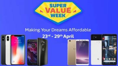 Super Value Week: Best exchange and No Cost EMI offers on smartphones