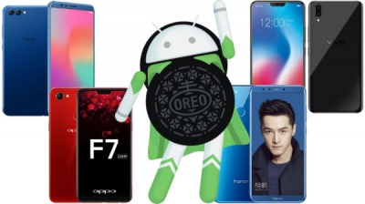 Best smartphones with Android Oreo: Honor 10, Vivo V9 and more