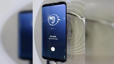 Samsung Galaxy S10 to feature a sound emitting display
