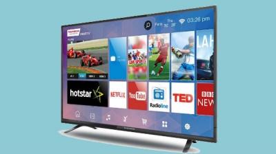 Flipkart Big Billions Days Sale: Thomson offers discounts on Smart TVs