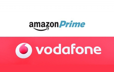 How to activate Amazon Prime membership on Vodafone RED postpaid plans