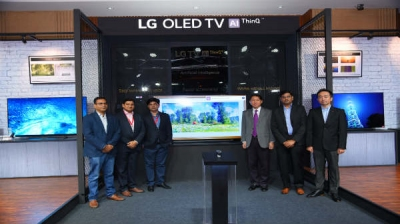 LG Electronics launches AI-powered televisions in India