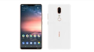 Nokia launcehes X6 Polar White edition with SD 636 SoC, 6GB RAM